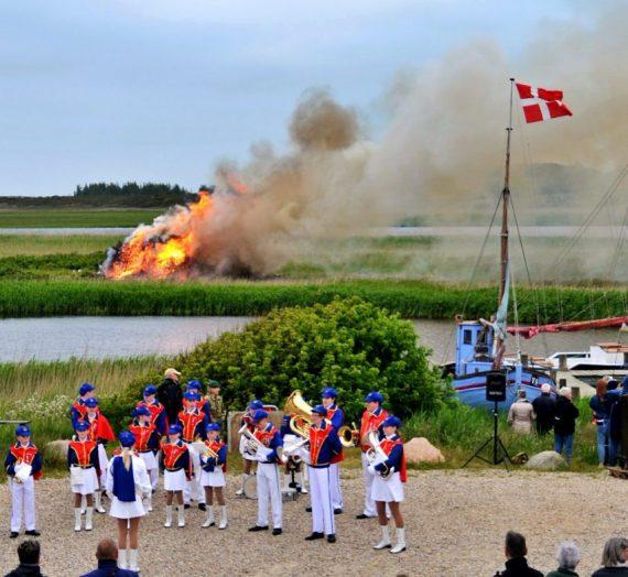 Sankt Hans am Ringkøbing Fjord