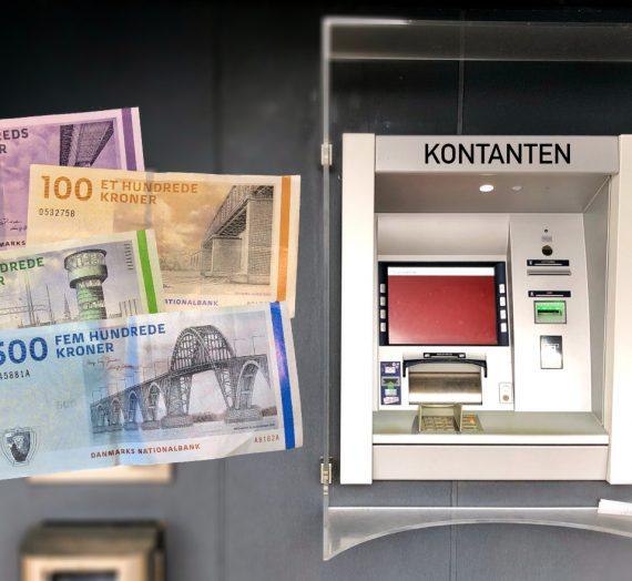 Geld wechseln, abheben und bezahlen in Dänemark