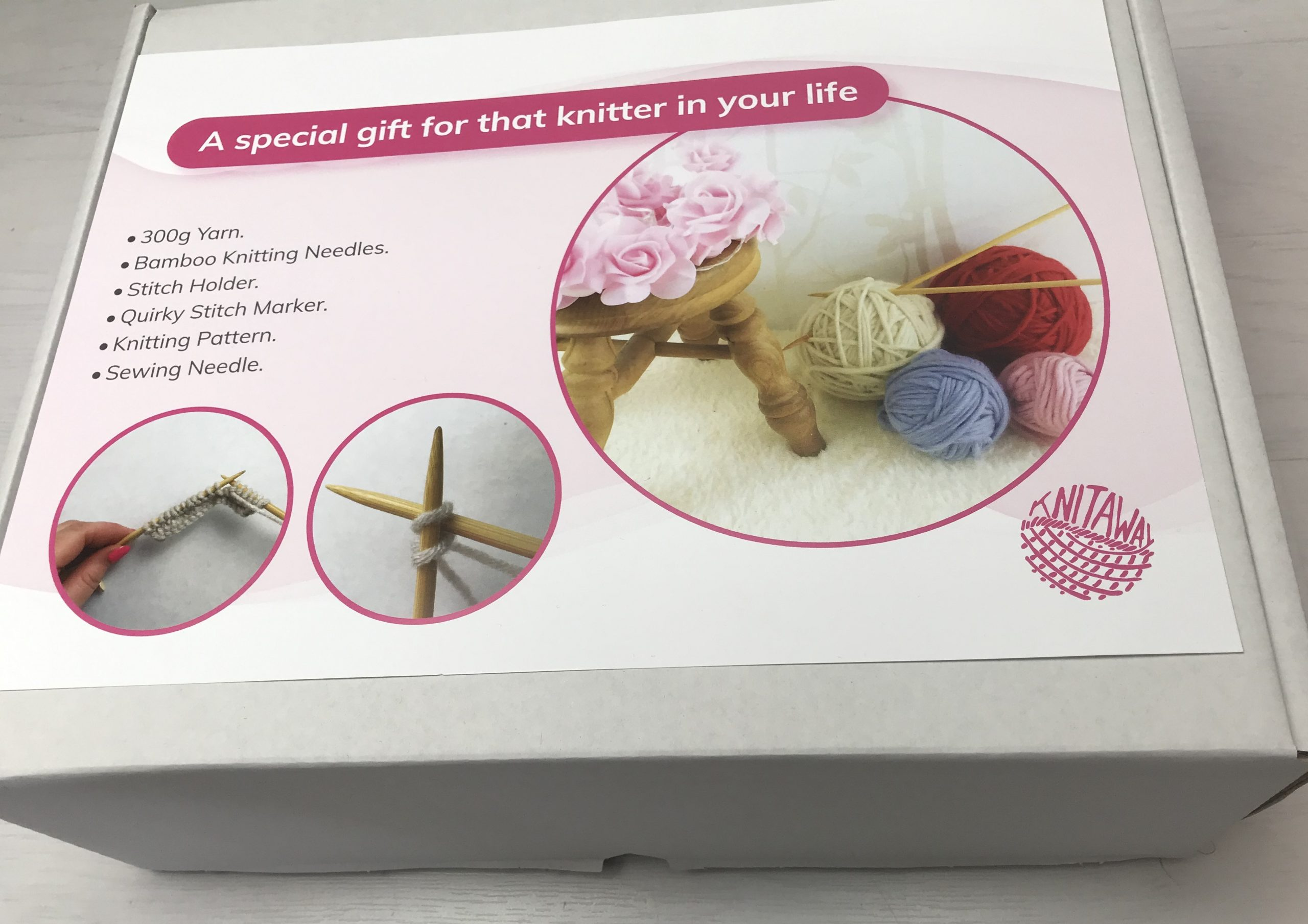 A special Knitting Kit for that knitter in your life