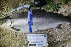 Vinderfisken - 75 cm og 6 kg