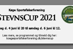 StevnsCup 2021 - Fra d. 4 til 6 Juni