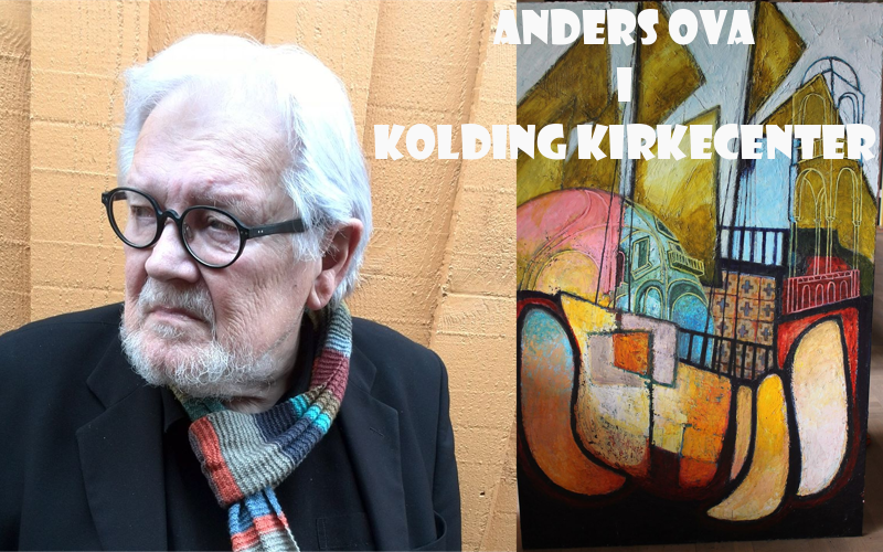 Anders Ova besøger Kolding Kirkecenter