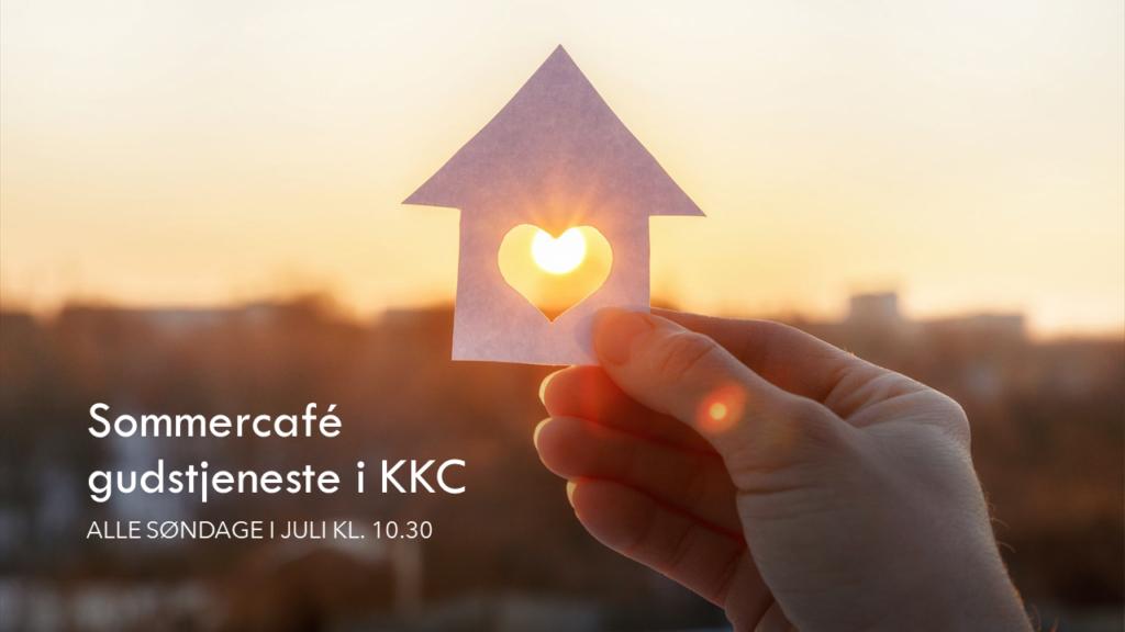 Sommercafé i KKC