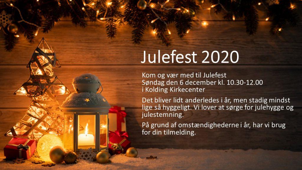 Julefest d. 6-12-2020