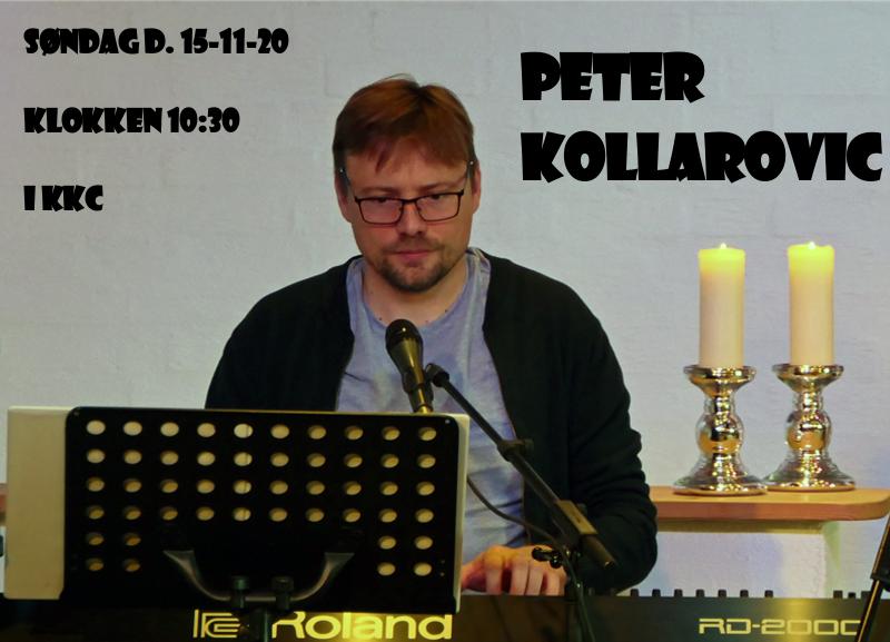 KKC-Gudstjeneste d. 15-11-20