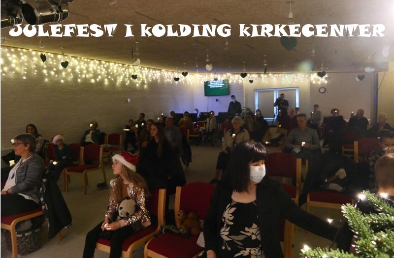 Julefest i Kolding Kirkecenter