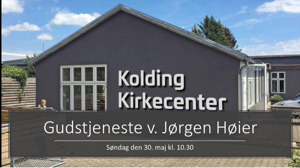 KKC Gudstjeneste 30-05-21
