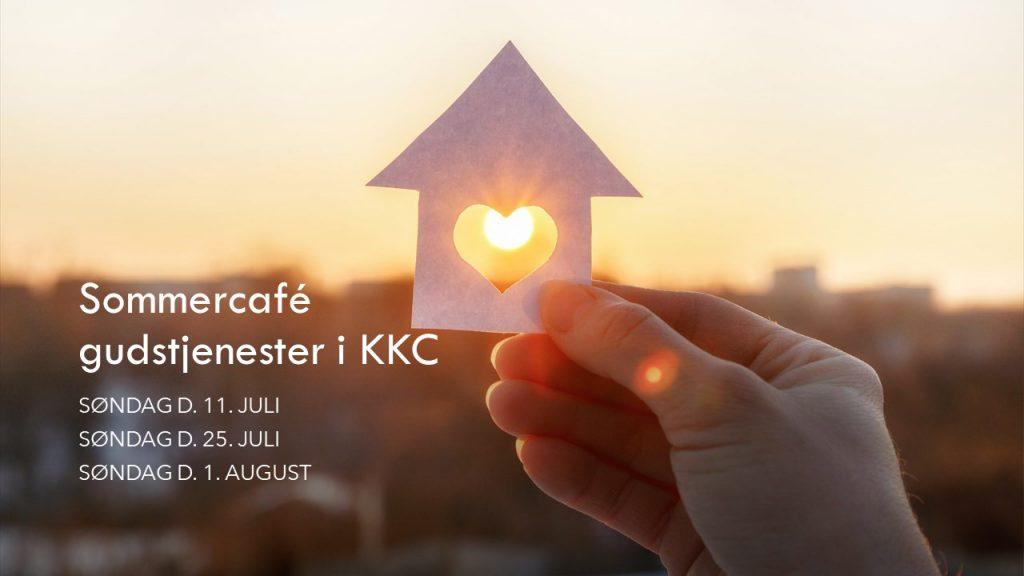 Café Gudstjenester i KKC