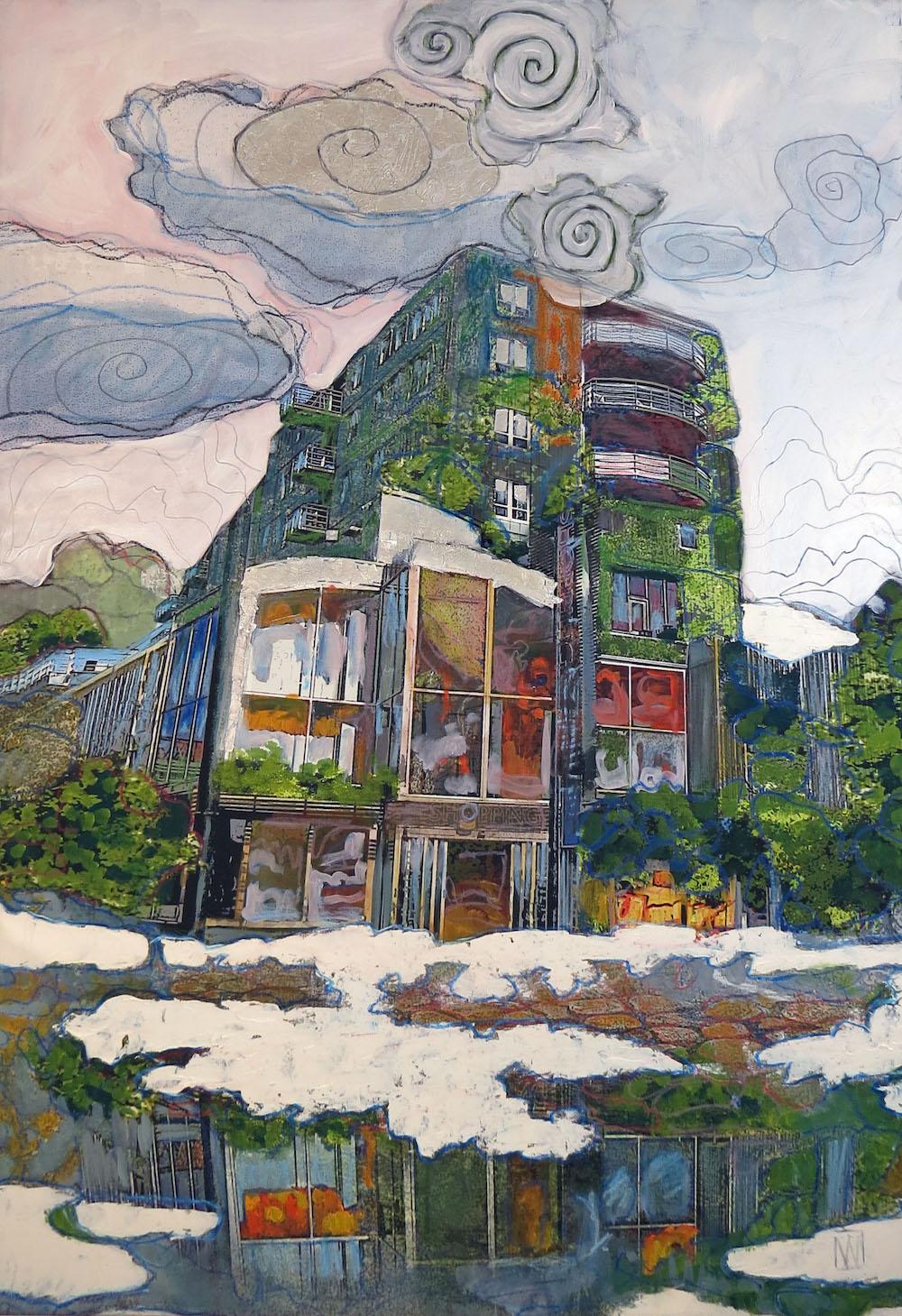 Återväxt kontra tillväxt I av Urban Wikberg