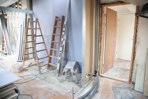 renovering korneliussens bygg