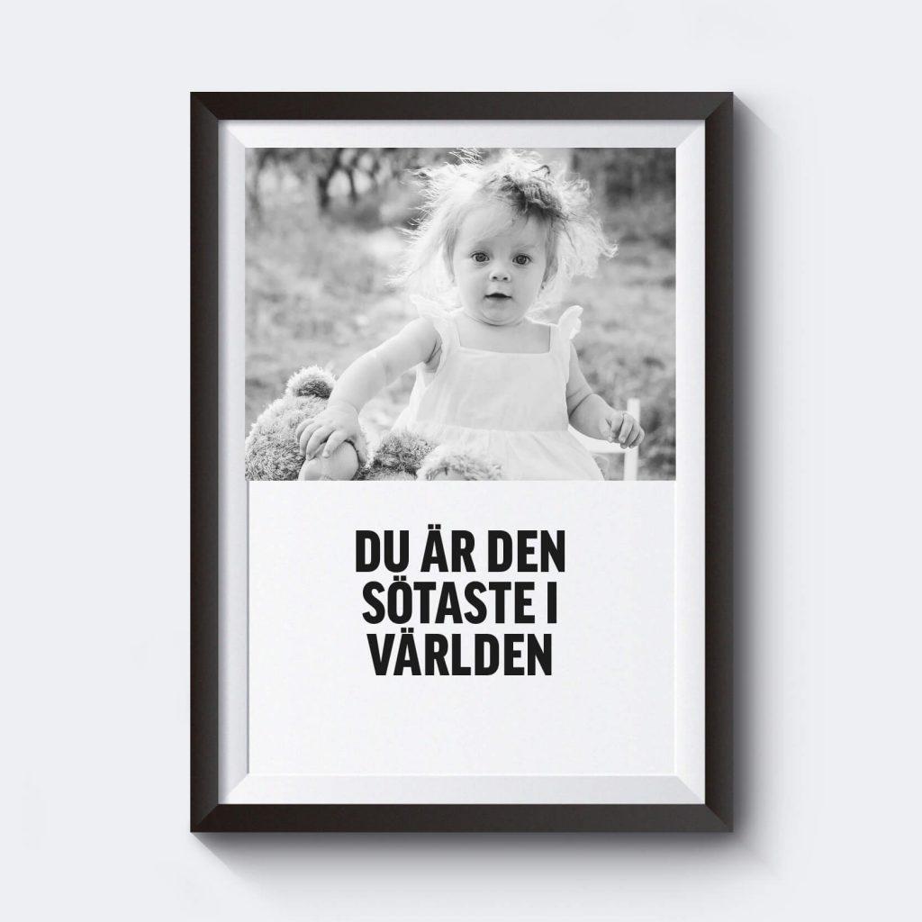 personliga-tavlor-poster-med-egen-bild-och-text