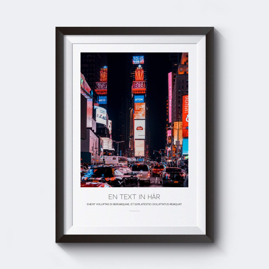 personlig-poster-new-york-city