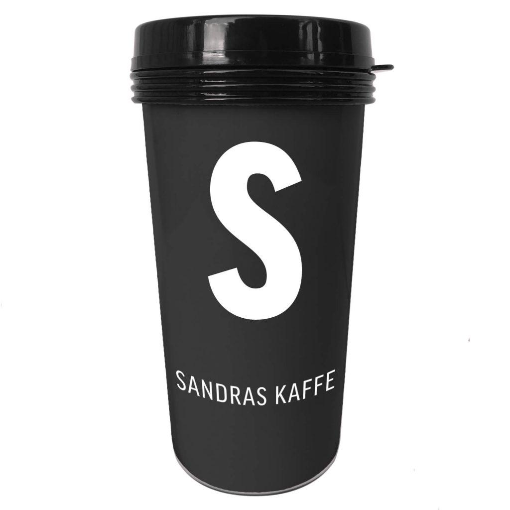 Termosmugg till kaffe eller te