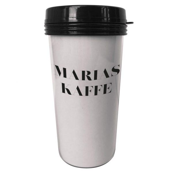Personlig kaffetermos mugg för kaffe eller te