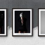 Fotografier svartvita tavlor