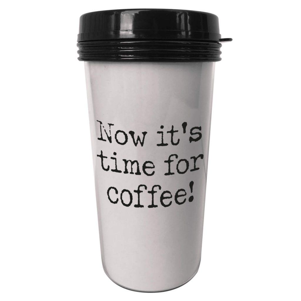 Kaffe take away mugg
