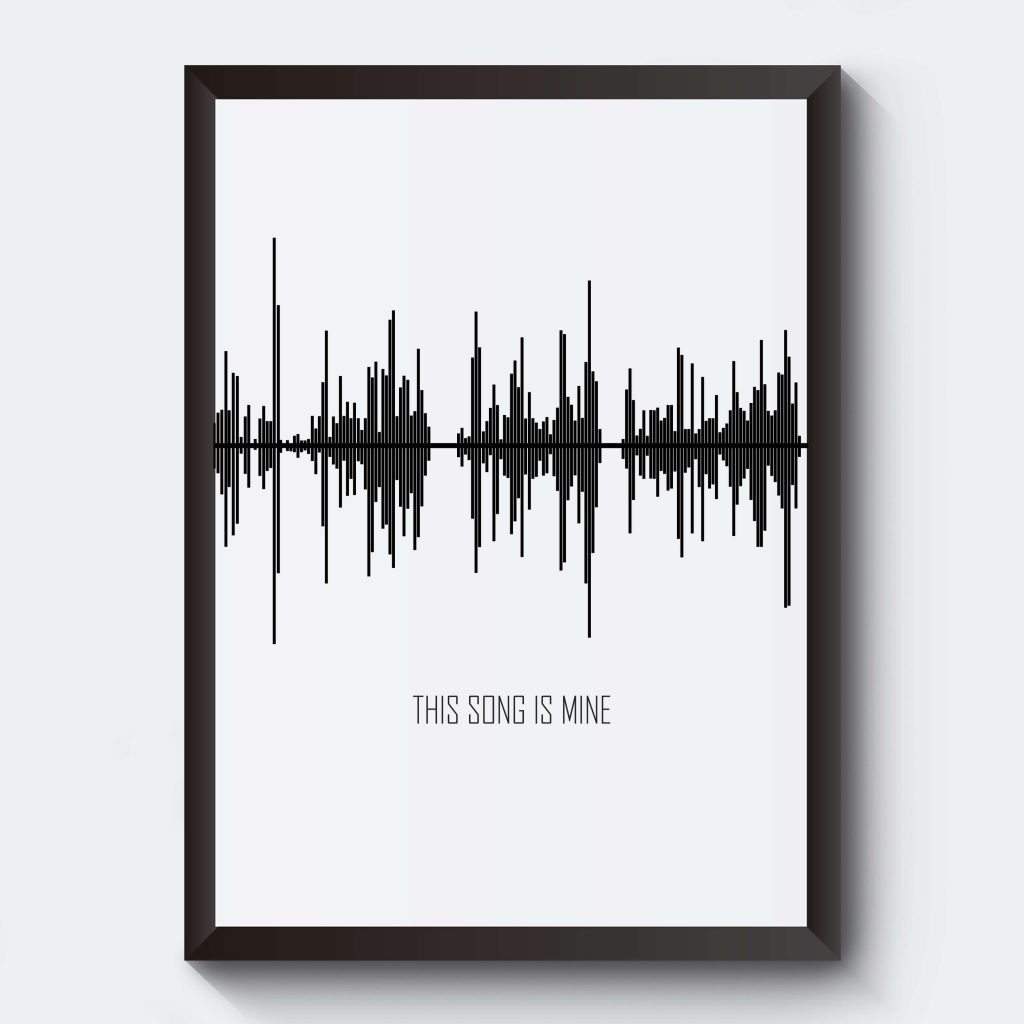 Skriv in egen text på denna musiktavla.