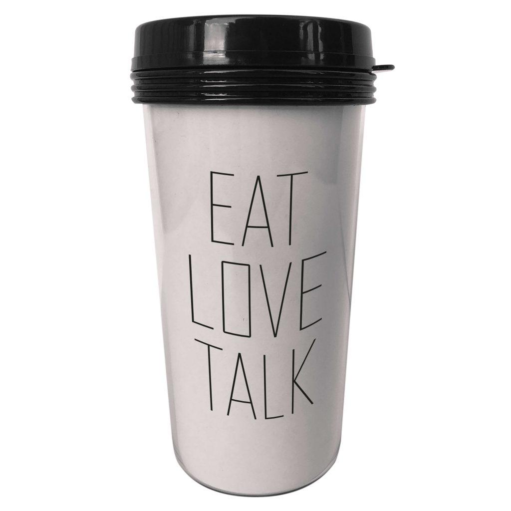 Kaffemugg med egen text