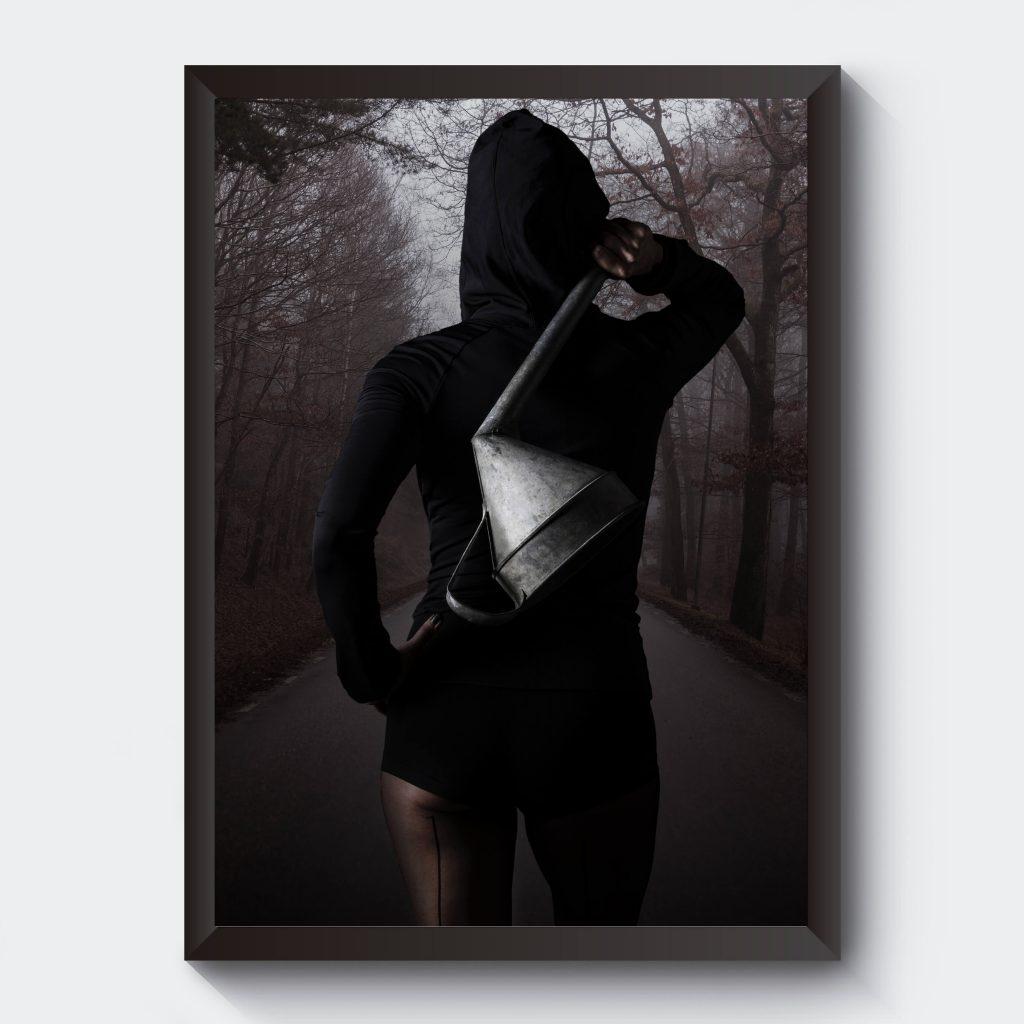 Personlig affisch fotokonst