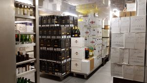 Provisions store on Celebrity Eclipse