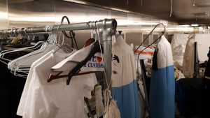 Laundry Room of Celebrity Eclipse