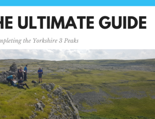 The Yorkshire 3 Peaks fitness plan