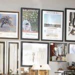 billeder,jagtvej,møbler,sort lampeskærm