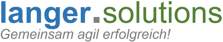 langer.solutions - Gemeinsam agil erfolgreich!!