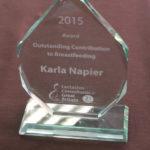 LCGB Conf 2015 Karla Award