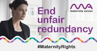maternity action unfair redundancy