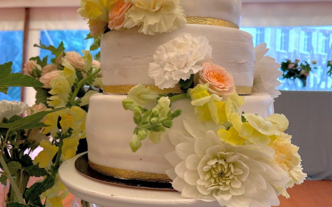 Quel gâteau de mariage choisir?
