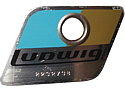 1970-84 Ludwig Badge