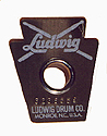 1985 Ludwig Badge
