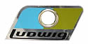 1970s Ludwig Badge