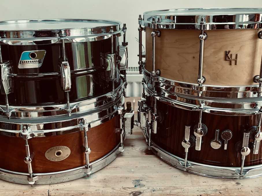 My snare drums