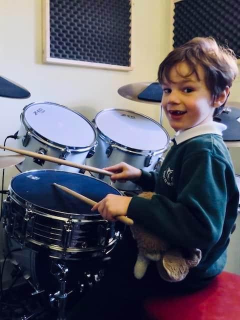 Alpho drumming