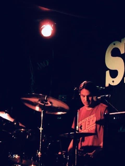 Richard Drumming