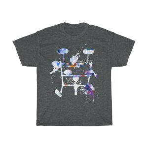 electric drums t-shirt