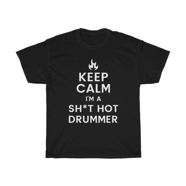 Keep Calm drum