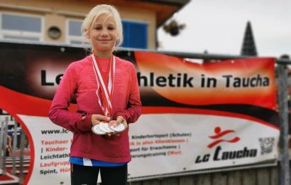 19. Tauchaer Schüler- und Jugendmeeting mit Fünfkampf U12 und U14 am 7. September 2019