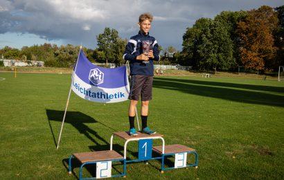 59. Herbstsportfest / 15. Frank-Ulrich-Gedenksportfest und offene Stadtmeisterschaft Team U8/10 des SV Lindenau 1848 am 28. September 2019