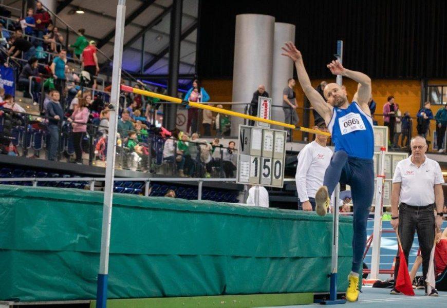 Deutsche Senioren-Hallenmeisterschaften vom 28. Februar bis 1. März 2020 in Erfurt
