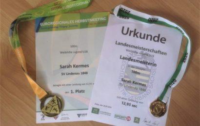 Landesmeisterschaften U18 am 26. September 2020 in Zittau