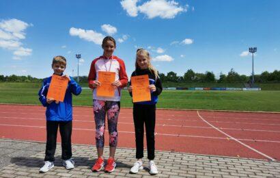 Einladungswettkampf in Eilenburg am 30. Mai 2021