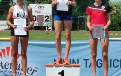 Landesmeisterschaften U16 am 19. Juni 2021 in Zwickau