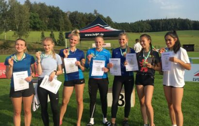 Landesmeisterschaften Vereinspokal am 26. September in Thum