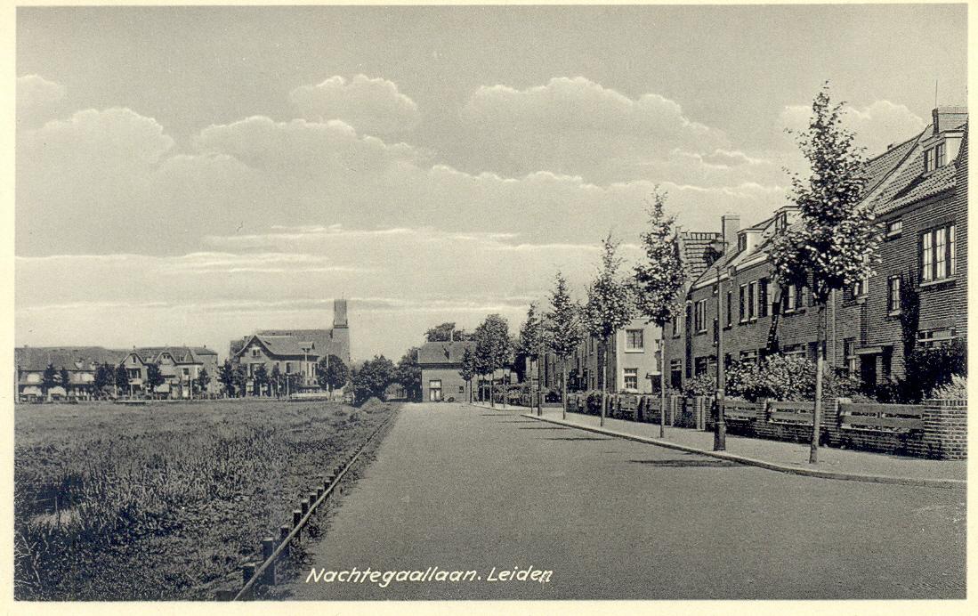 Nachegaallaan 1946