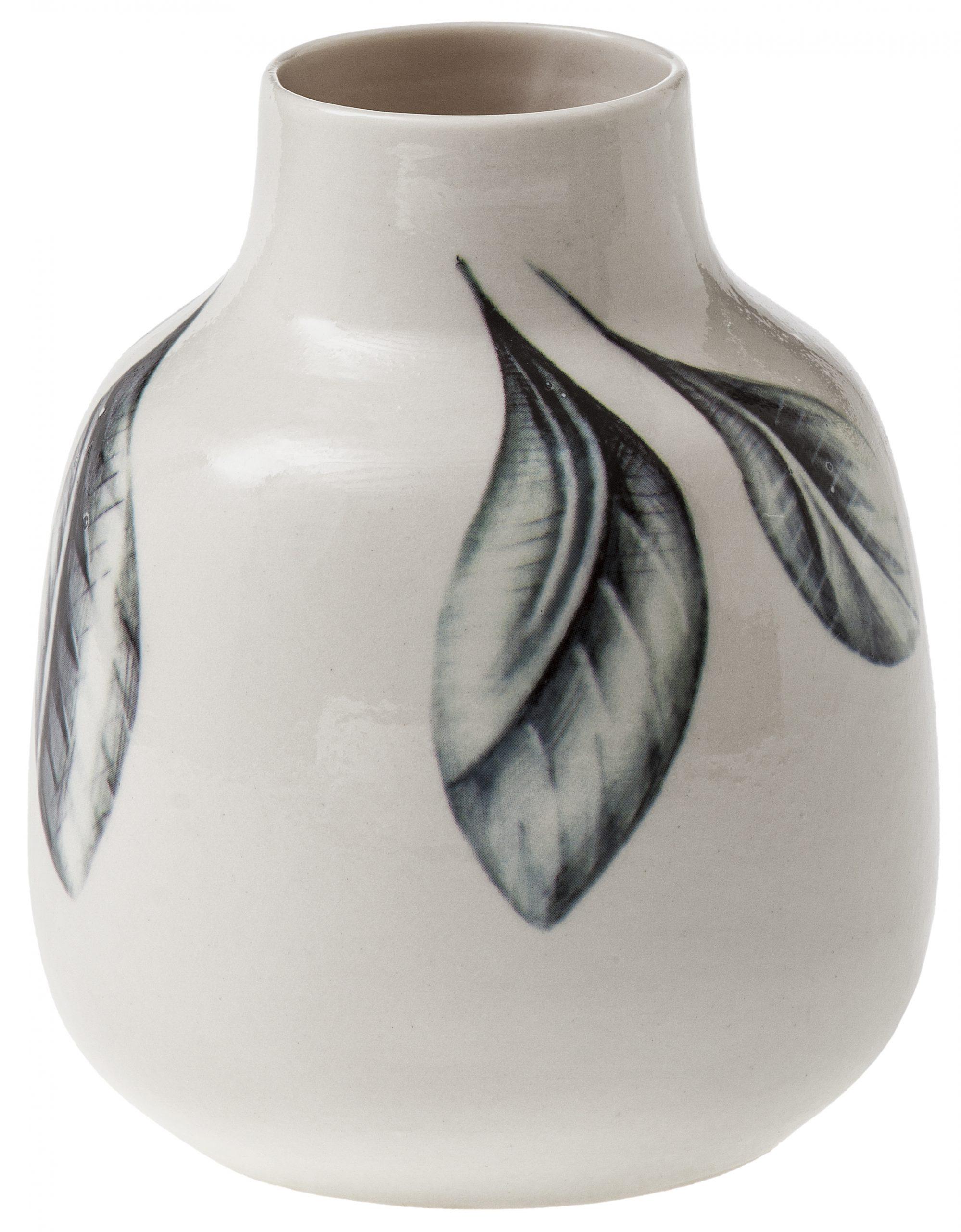 Vase Lille Buttet Leaf