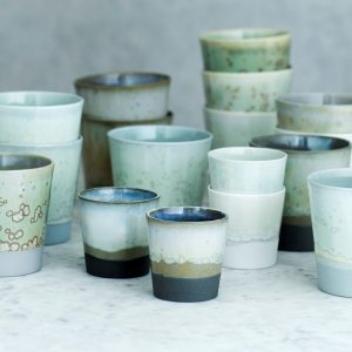 Kaffekopper - keramik