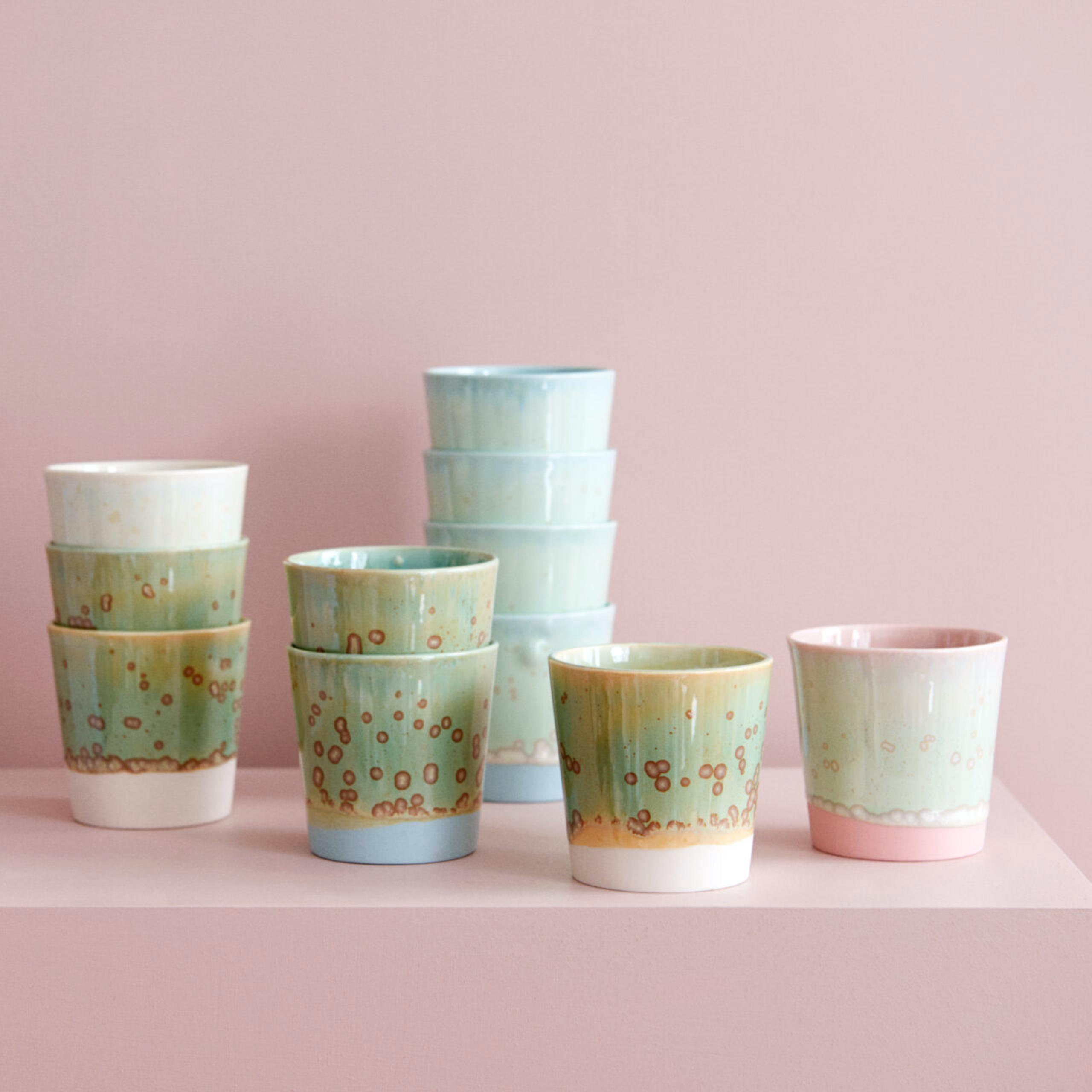Kaffekopper Keramik